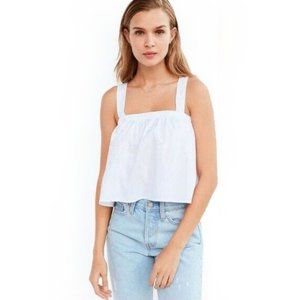 NWT Urban Outfitters Crop Top with Bow Tie Detail